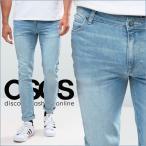 エイソス ASOS メンズ ボトムス スキニー ジーンズ ASOS Skinny Jeans In Light Wash