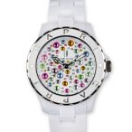 カプリウォッチ Capri watch マルチジョイ 腕時計 ウォッチ ホワイト Art. 4984 レディース メンズ ユニセックス 女性 男性 男女兼用