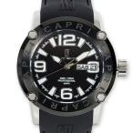 カプリウォッチ Capri watch ロックス 腕時計 ウォッチ ブラック Art. 5176 レディース メンズ ユニセックス 女性 男性 男女兼用