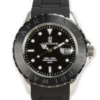 カプリウォッチ Capri watch サブ 腕時計 ウォッチ ブラック Art. 5284 レディース メンズ ユニセックス 女性 男性 男女兼用