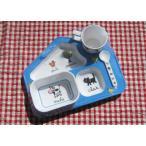 ラシェーズロング ベビー食器 出産祝い ファーム メラミン食器