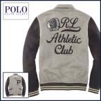 ラルフローレン  ジャケット Polo Ralph Lauren ネイティブ インディアン刺繍 Pロゴ ワッペン ベースボール ジャケット メンズ