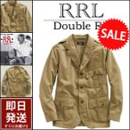 RRL ジャケット ダブルアールエル doubleRL RRL スターリング ミリタリージャケット
