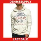 デニム&サプライ パーカー DENIM&SUPPLY by ラルフローレン イーグル スター グラフィック フルジップ パーカー メンズ