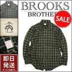 ブルックスブラザーズ 長袖シャツ BROOKS BROTHERS チェック ボタンダウン 長袖シャツ