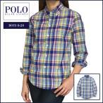 ラルフローレン  長袖シャツ Polo Ralph Lauren  ポニー刺繍 チェック 長袖 シャツ メンズ・レディース対応