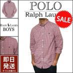 ラルフローレン  長袖シャツ Polo Ralph Lauren  ポニー刺繍 タッタソール チェック 長袖 シャツ メンズ・レディース対応