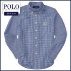 ラルフローレン 長袖シャツ Polo Ralph Lauren ポニー刺繍 ギンガム チェック ボタンダウン 長袖 シャツ