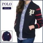 ラルフローレン  セーター Polo Ralph Lauren ワッペン ボーダー フルジップ ニット メンズ・レディース対応