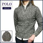 ショッピングラルフ ラルフローレン  セーター Polo Ralph Lauren マーブル  コットン ハーフジップ ニット セーター