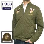 ショッピングラルフ ラルフローレン  ジャケット Polo Ralph Lauren キルト 刺繍 ボンバー ジャケット