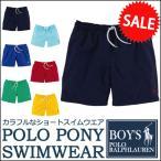 ラルフローレン 水着 Polo Ralph Lauren ポニー 刺繍 ハワイアン ショート スイムウエア 水着 メンズ対応