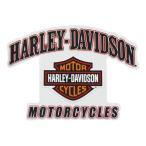 【HARLEY-DAVIDSON】ハーレーダビッドソン ステッカー(MOTORCYCLES) HDS-408