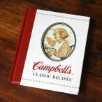 【Campbell's】キャンベル クラシックレシピズ(キャンベルスープを使ったとっても美味しそうなレシピ本) ★英書/イラストブック/メニュー本/アメリカン雑貨★