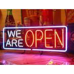 ネオンサイン / We Are Open