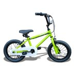 Yahoo!アメリカン雑貨COLOUR Yahoo!店Californian カリフォルニアンキッズバイク フィルダー(ライムグリーン) /子供用自転車/BMXスタイル/アメリカン雑貨/