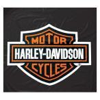 HARLEY-DAVIDSON ハーレーダビッドソン 8フィートブラックビニル プールテーブルカバー(ビリヤード台カバー) HDL-11160