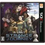 新品 3DSソフト 真・女神転生 DEEP STRANGE JOURNEY 【COMG!オリジナルステッカー付】