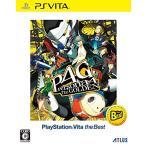 中古 Vitaソフト ペルソナ4 ザ・ゴールデン PlayStation Vita the Best