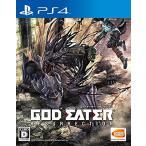 中古 PS4ソフト GOD EATER RESURRECTION ゴッドイーターリザレクション