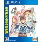 中古 PS4ソフト テイルズ オブ ゼスティリア Welcome Price!!