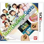 中古 3DSソフト タッチ!ダブルペンスポーツ