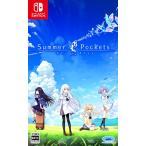 オリ特付 新品 Nintendo Switchソフト  Summer Pockets 【COMG!オリジナルクオカード付】