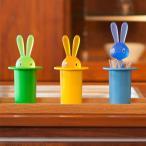 ALESSI アレッシー Magic Bunny/マジックバニー 楊枝入れ 爪楊枝ケース つまようじ入れ おしゃれ