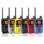 SR40 無線機 トランシーバー インカム スタンダードホライゾン 八重洲無線 防水 特定小電力トランシーバー 乾電池3本