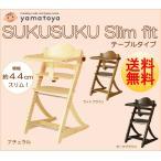 大和屋 yamatoya ベビーチェア ハイチェア すくすくスリムフィットチェア テーブル&ガードタイプ