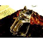 【訳あり】 ネコ好きなら絶対ハマルファニーキャットリング【ブラックスター】ネコグッズ ねこのきもち ブラックスター パワーストーン・・・ 送料無料