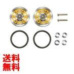ミニ四駆限定シリーズ 19mm アルミベアリングローラー J-CUP 2013 (オレンジ) 94956