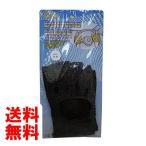 FUJIEISANGYO [ 藤栄産業 ] ドライバーグローブ [ 牛革 ] メッシュ/半指 [ メンズ用フリーサイズ ] ブラウン [ 品番 ] DGMH-BR
