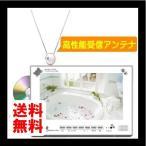 ニチワ電子 DVD内蔵 防水テレビ 10.1v型 NekoFuro-1004
