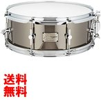 "CANOPUS カノウプス スネアドラム Black Nickel Brass BB-1455 14""×5.5"""