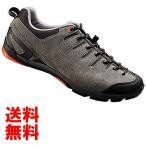 シマノ(SHIMANO) SH-CT80 サイクルシューズ グレー/オレンジ 43.0(27.2cm) ESHCT80C430GO