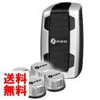 ショッピングbluetooth Bluetoothスマート タイヤ空気圧モニタリングシステム(TPMS)FOBO Tire Silver