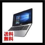 ASUS ノートブック X555UA ( WIN10 Home 64Bit / インテル Core i7-6500U / 15.6インチワイド / 8G / 2TB / ブラック ) X555UA-6