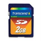 トランセンド・ジャパン 2GB SD Card TS2GSDC 目安在庫=△[メール便対象商品]