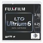 富士フイルム LTO Ultrium6カートリッジテープ LTO FB UL-6 2.5T J 目安在庫=○[メール便対象商品]