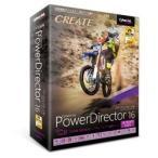 サイバーリンク PowerDirector 16 Ultimate