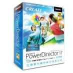 サイバーリンク PowerDirector 17 Ultra 通常版(対応OS:その他) 目安在庫=○
