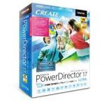 サイバーリンク PowerDirector 17 Ultra 乗換え アップグレード版