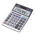 カシオ計算機(CASIO) カシオ 電卓 12桁 デスクタイプ DS-12WT-N メーカー在庫品