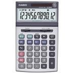 カシオ計算機(CASIO) カシオ 電卓 12桁 特大表示 JS-200W-N メーカー在庫品[メール便対象商品]
