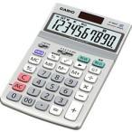カシオ計算機(CASIO) カシオ 電卓 10桁 ジャストタイプ グリーン購入法適合 JF-100GT-N メーカー在庫品[メール便対象商品]