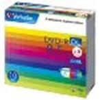 Verbatim DVD-R DL 8.5GB 10枚スリム・IJP白ワイド DHR85HP10V1 目安在庫=○