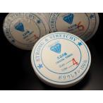 1個(1巻き) 激安 ブレス用透明ゴム ポリウレタンゴム 0.4ミリ 激安副資材 コムローズ 天然石 ビーズ