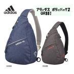 adidas  アディダス QR881 adicross ボディバッグ2