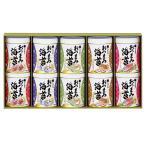 山本海苔店 おつまみ海苔10缶詰合せ YOS6A ご注文 ご入金後4 8日後発送 代引不可 ギフト